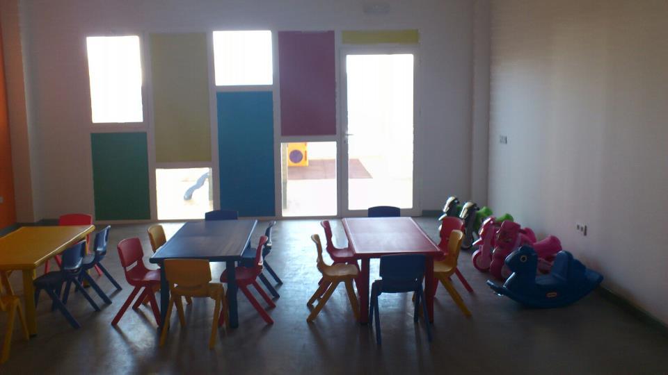 mobiliario escolar e infantil