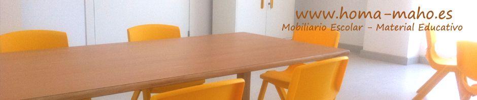 Equipamiento Escuelas Infantiles | Mobiliario Guarderia